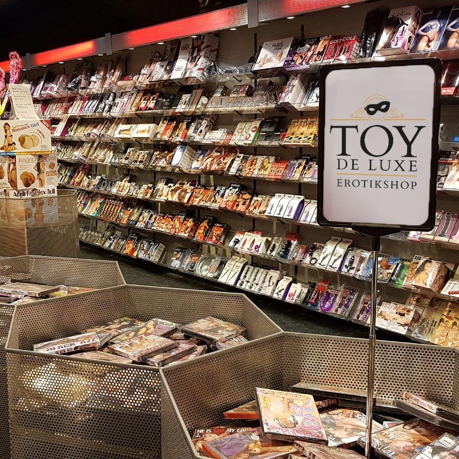 Toy de Luxe – dein Sexshop in Krefeld - Sextoys